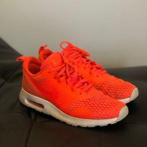 Neon Orange Nike Air Max